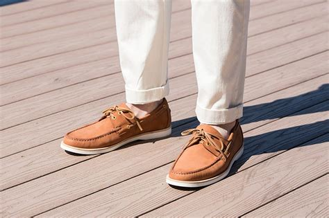 a history of s boat shoes he spoke style