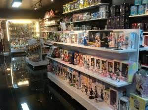 the store new anime store what the bell