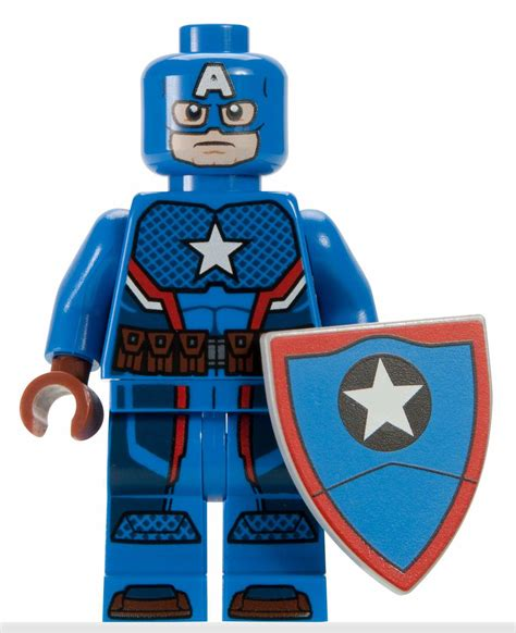 Lego Mini Figure Sam Wilson Captain America sdcc 2016 exclusive lego hydra captain america figure