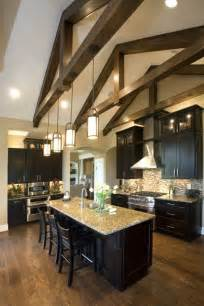 lights for vaulted ceilings kitchen best 25 vaulted ceiling kitchen ideas on