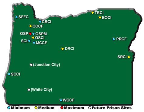 DOC Operations Division: Prison Oregon Prisons