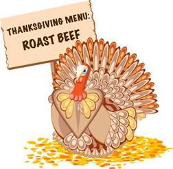 spreading the message of gratitude to thanksgiving clipart oliverue