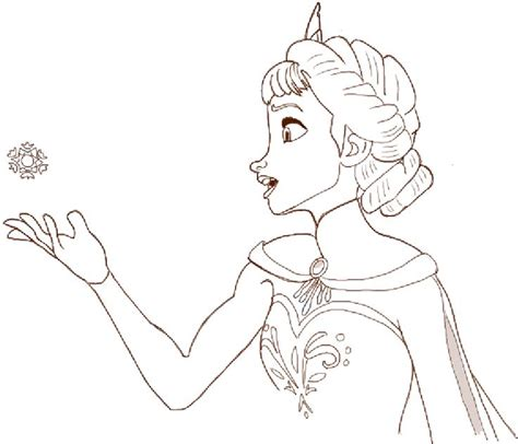 doodle draw how to draw elsa how to draw princess elsa from frozen step by step