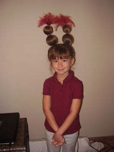 crazt hair balls 1000 images about whoville costumes on pinterest