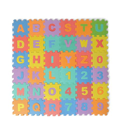 How To Clean Foam Letter Mats by 72pcs Large Foam Alphabet Letters Numbers Floor Mat