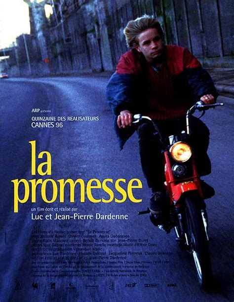 film the promise 1999 la promesse 2000 movie