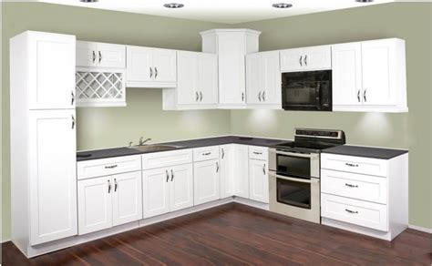 marvelous brown and minimalist shaker kitchen designs with thermofoil cabinet doors simple kitchen with wooden