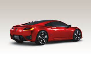 Acura Nsx Pre Order Honda U K Already Taking Pre Orders For 2015 Acura Nsx