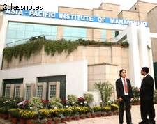 Asia Pacific Institute Of Management Mba Fees by Asia Pacific Institute Of Management Mba In Delhi