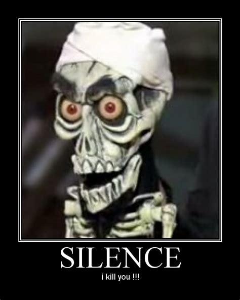 i kill you silence i kill you osama dead laden roundup granitegrok