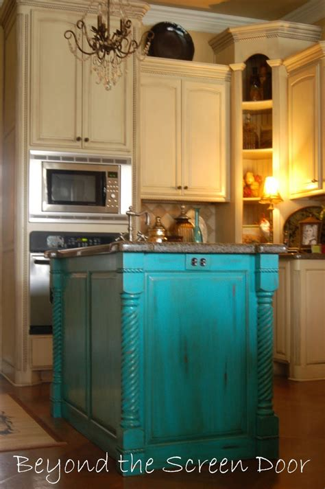 turquoise kitchen island best 25 turquoise kitchen tables ideas on pinterest