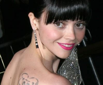 christina ricci tattoos ricci tattoos designs ideas meaning