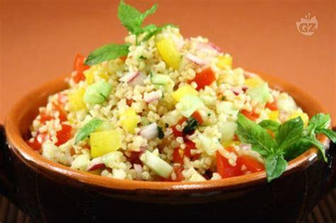 ricette di cucina libanese ricetta tabuleh con verdure la ricetta di giallozafferano