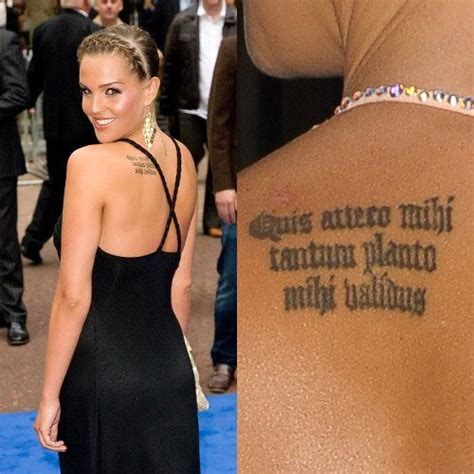 latin tattoo celebrity 21 celebrity latin tattoos steal her style