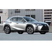 Why Lease New Lexus UX Is Available Via Subscription