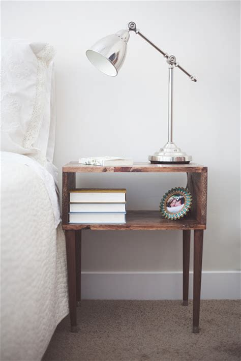 night stand ideas 33 simply brilliant cheap diy nightstand ideas