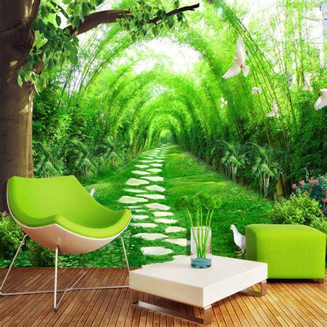 Kasa Hijau Bamboo Brand by Bamboo Forest Wallpaper Reviews Shopping Bamboo