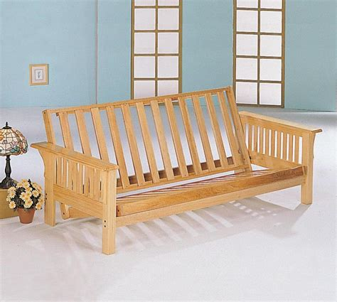 How To Make A Wooden Futon Frame by Bedroomdiscounters Futons