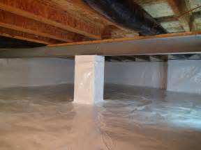Floor Underlayment Thickness by About Crawl Space Encapsulation