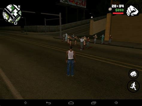 mod game zombie android gta san andreas zombie mod for android v1 mod gtainside com
