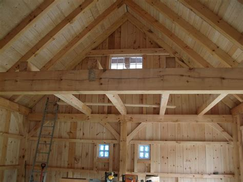 Post And Beam Garage Plans by Exceptional Post And Beam Garage Plans 8 Post And Beam