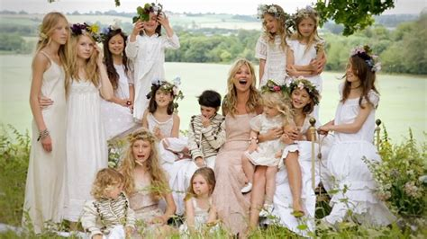 Send Flowers To Kate Moss And Feature In A V Magazine Shoot by Exclusive Inside Kate Moss S Wedding Vogue