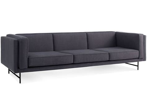 96 sofa modern 96 inch bench seat sofa club furniture