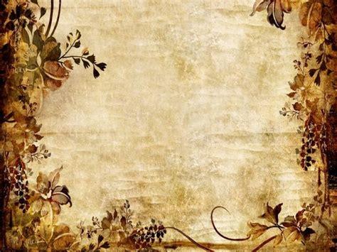 design powerpoint vintage vintage border floral frame background wallpaper for