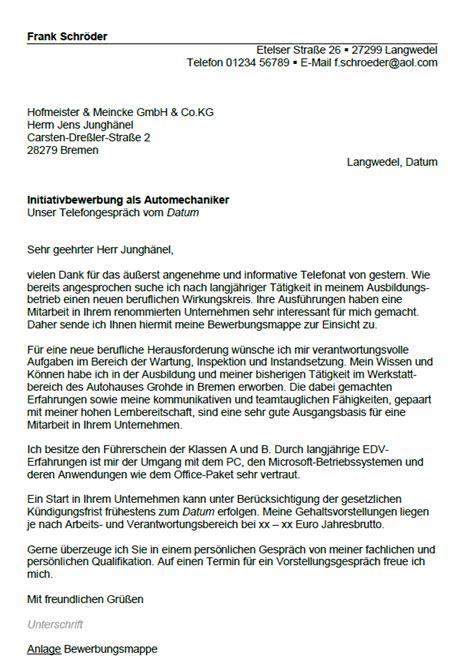 Bewerbung Fur Arbeit Mit Fluchtlingen Bewerbung Automechaniker Ungek 252 Ndigt Berufserfahrung