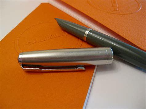 parker 51 hanss vintage pens the parker 51 the pen addict