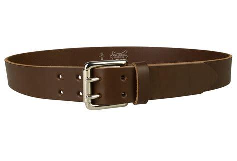leather belt prong roller buckle belt designs