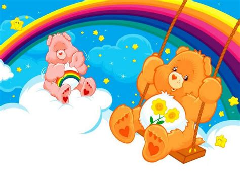theme line care bear 15 more bizarre kiddie cartoon conspiracy theories