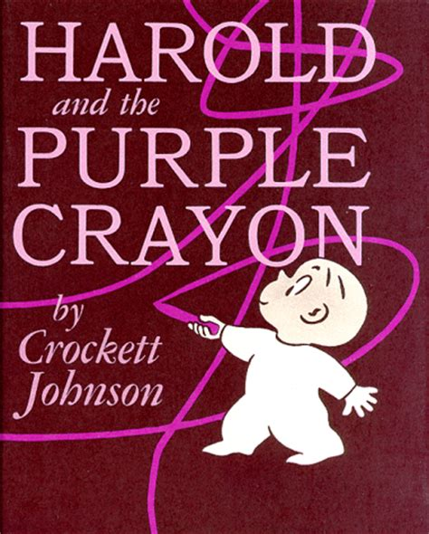 harold and the purple grovecrest art harold and the purple crayon