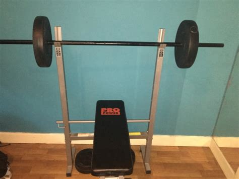 pro power weight bench weight bench pro power for sale in kildare kildare from sbl