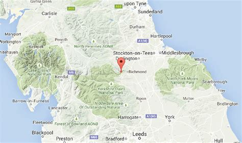 earthquake yorkshire sciency thoughts yorkshire stuck by two earthquakes in