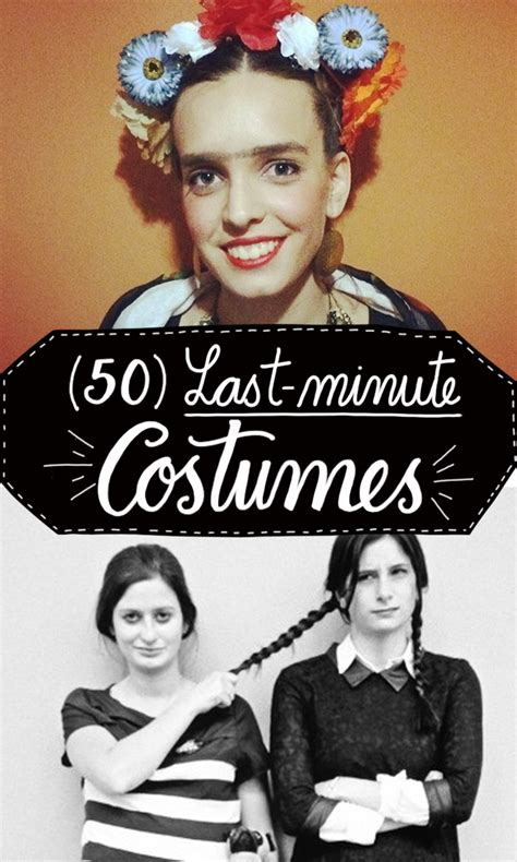good halloween costumes last minute 50 last minute halloween costumes