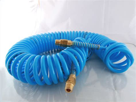 mm    recoil hose pu  bsp air compressor pipe  ebay