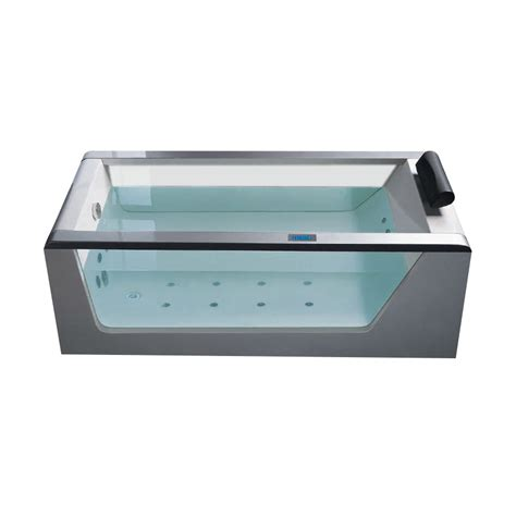 ariel bathtubs ariel bath am152 platinum whirlpool freestanding tub