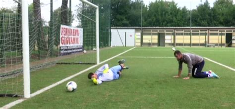 gioco portiere di calcio italiano una nuova interpretazione ruolo portiere di calcio