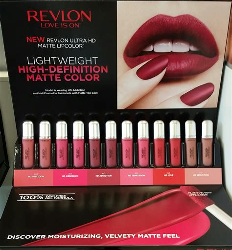 Revlon Ultra Hd Matte Lip Color Review revlon ultra hd matte lip color review theleiav theleiav