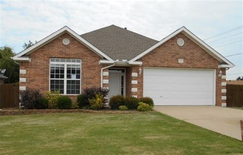 4026 green side ln springdale ar 72762 foreclosed home