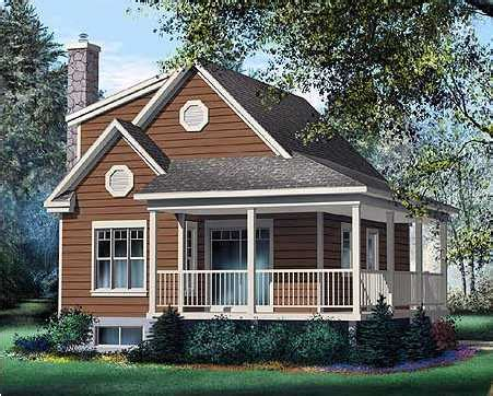 Waterfront Cottage Floor Plans Waterfront Cottage House Plans