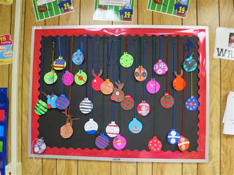 christmas board decoration tearless teaching bulletin boards