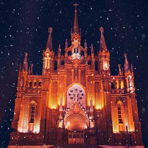 imagenes navidad ortodoxa la ciudad de mosc 250 y su aspecto de cuento de hadas durante