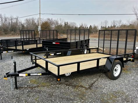 mct 6 4 quot x12 landscape trailer tool shed of america
