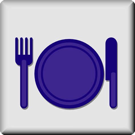 hotel icon restaurant clip art  clkercom vector clip