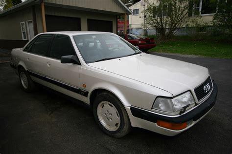 Image Gallery 1990 Audi V8