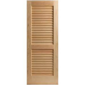 home depot louvered doors interior masonite 24 in x 80 in plantation smooth louver
