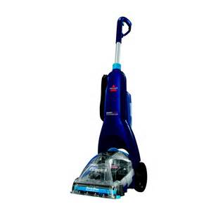 Bissell Shoo Carpet Cleaner Shop Bissell Readyclean Powerbrush 1 Speed 0 5 Gallon