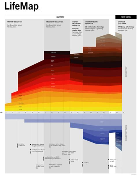 16 infographic resumes a visual trend about infographics and data visualization cool